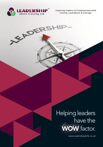 Leadership Skills Training Ltd