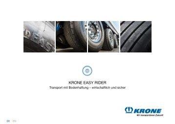 KRONE Easy Rider (DE)