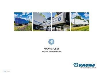 KRONE Fleet (DE)
