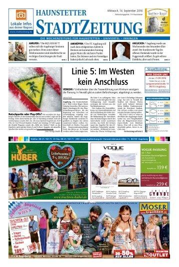 114 Augsburg - Haunstetten 14.09.2016