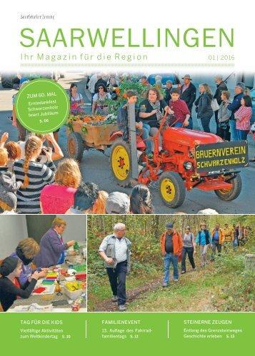 Gemeindemagazin Saarwellingen 01|2016
