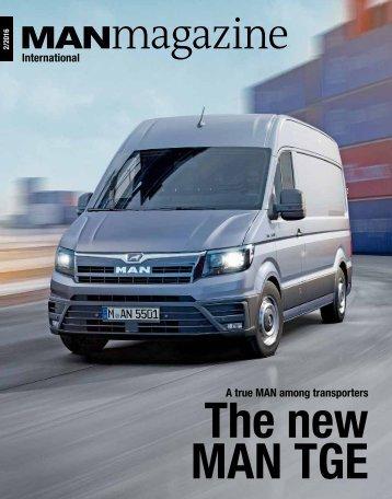 MANmagazine Truck edition 2/2016 International