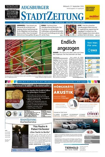 101 Augsburg - Süd 21.09.2016