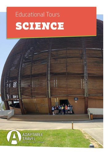 Our most popular Science School Trips