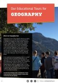 Our most popular Geography School Trips - Page 2