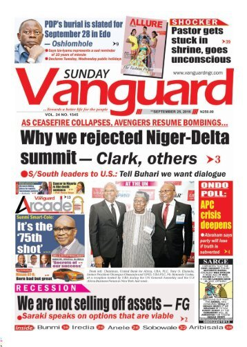 Why we rejected Niger-Delta summit - Clark, others