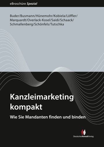 Kanzleimarketing kompakt