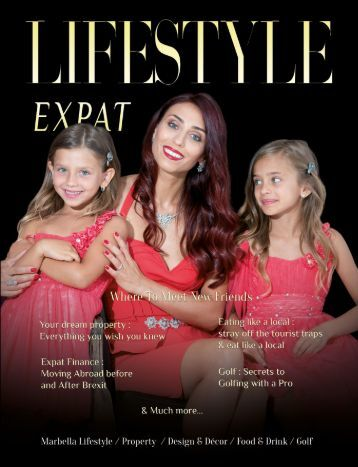LifeStyle Magazine, Marbella, Costa del Sol