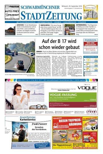 112 Schwabmünchen 28.09.2016