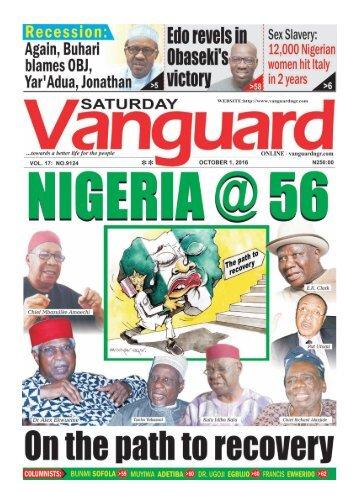 Nigeria @ 56