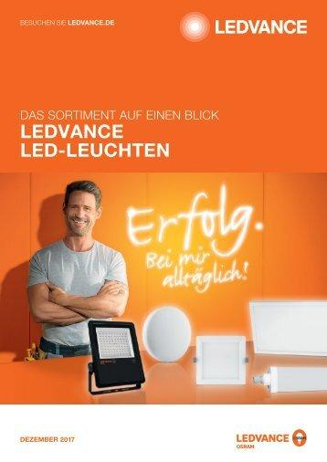 Ledvance Retrofit Programm