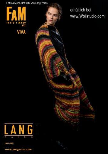 Fatto a Mano 237 Viva Lang Yarns