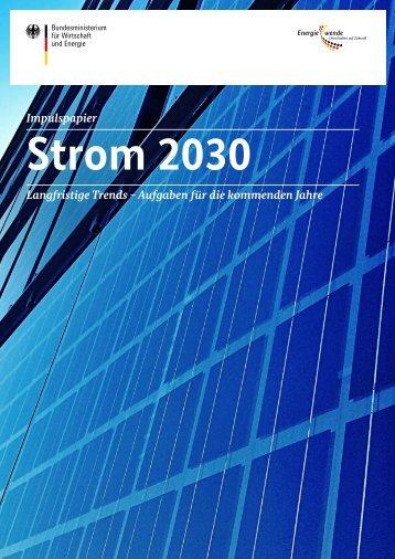 Impulspapier-Strom 2030