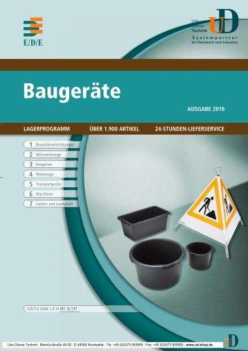 ELC Baugeräte 2016