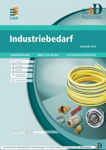 ELC Industriebedarf 2016