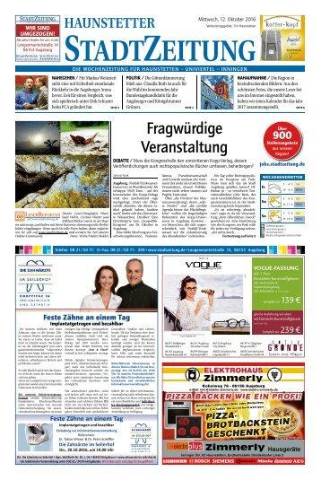 114 Augsburg - Haunstetten 12.10.2016