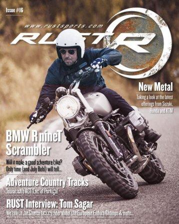 RUST magazine: Rust#16