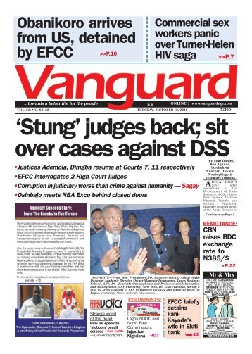 """Stung"" judges back; sit over cases against DSS"