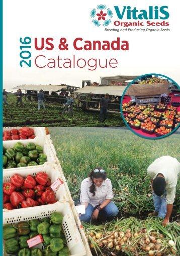 Vitalis USA and Canada 2016