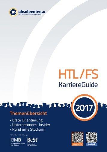 HTL/FS KarriereGuide 2017