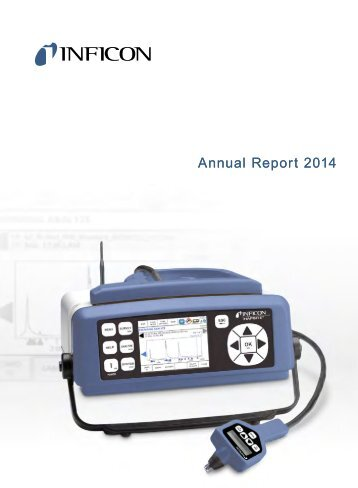 INFICON Annual Report 2014