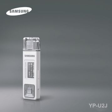 Samsung YP-U2JZW - YP-U2JZW/XAA - User Manual (ENGLISH)