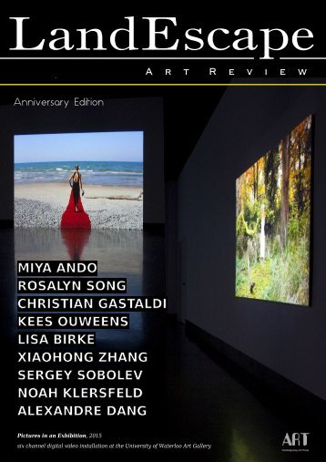 LandEscape Art Review // Special Issue 2015