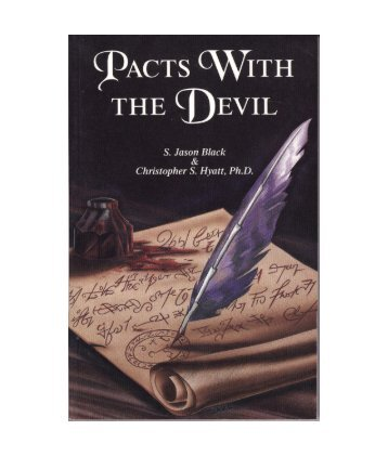 Pacts with the Devil