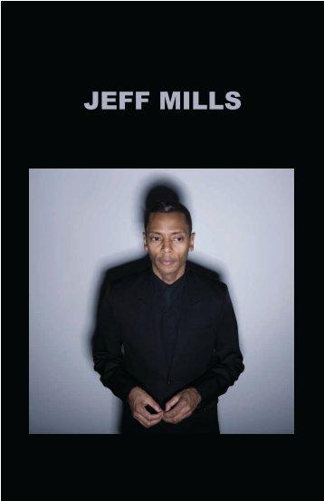 JEFF MILLS - Julie Tippex