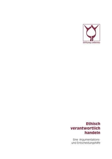 Ethisch verantwortlich handeln (2002)