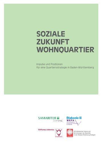 """Positionspapier """"Soziale Zukunft Wohnquartier"""" (2014)"""