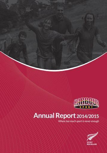 Annual Report 2014/2015