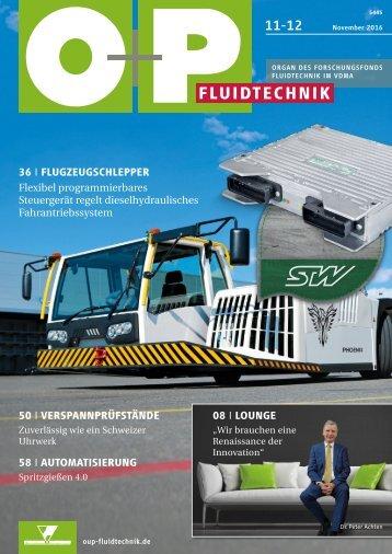 O+P Fluidtechnik 11/2016
