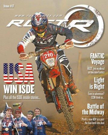 RUST magazine: Rust#17