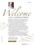 Shakespeare Magazine 11 - Page 3