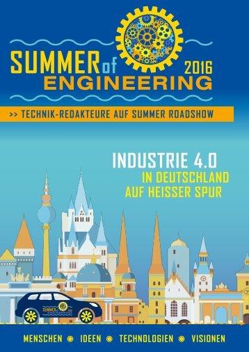 SUMMER of ENGINEERING 2016