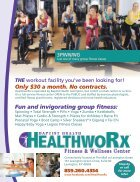 Living Well 60+ November – December 2015 - Page 2