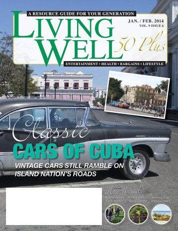 Living Well 60+ January-February 2014