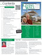 Living Well 60+ May-June 2014 - Page 4