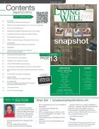 Living Well 60+ September-October 2014 - Page 4