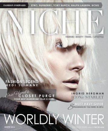 NICHE style Winter 2016