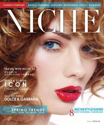 NICHE style Spring 2016
