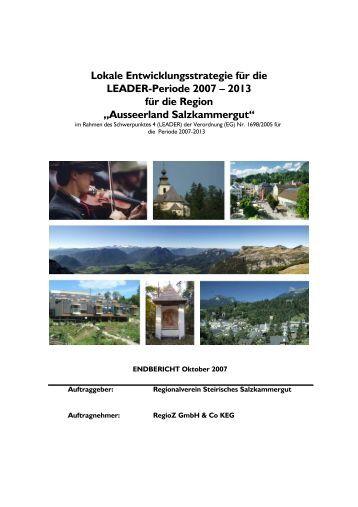 Ausseerland Salzkammergut - Regional Management Liezen