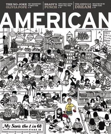 American Magazine: November 2016