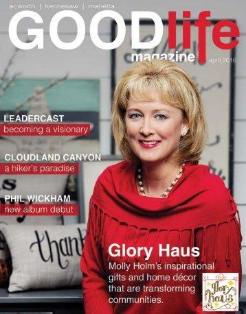 GOODlife Magazine April 2016