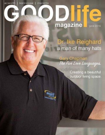 GOODlife Magazine June 2016