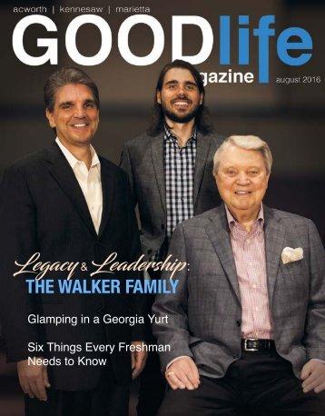 GOODlife Magazine August 2016