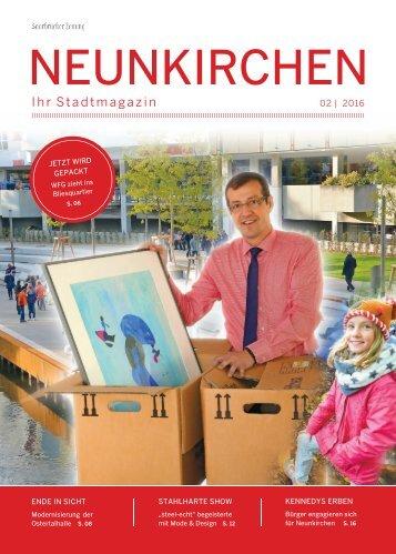 Stadtmagazin Neunkirchen 02|2016