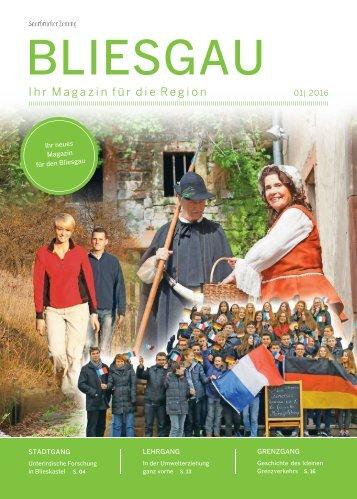 Bliesgau 01|2016