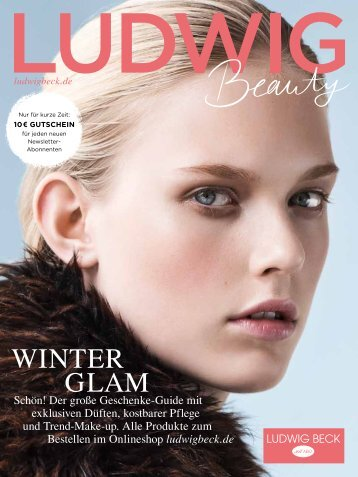 LUDWIG Beauty Herbst / Winter 2015